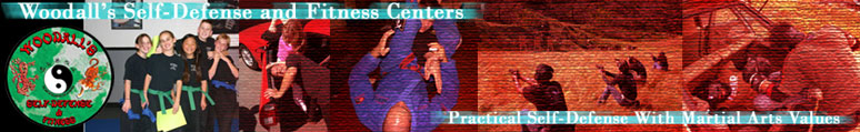 woodall's self-defense and fitness centers     header