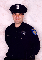 conrad woodall police uniform